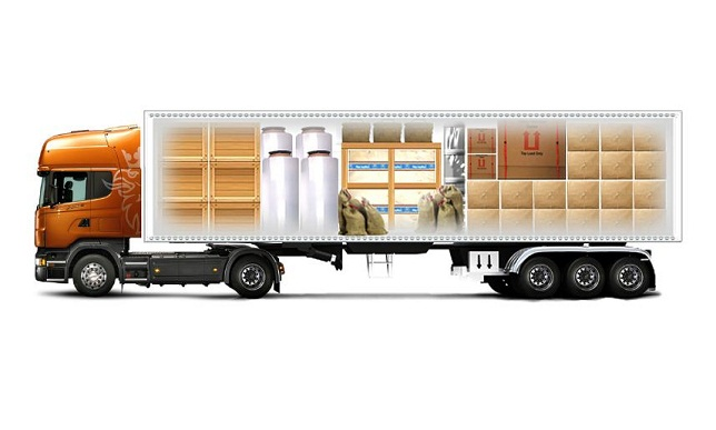 Consolidated cargo transportation
