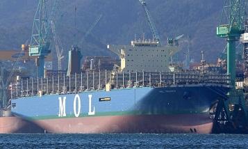 Самый большой в мире контейнеровоз