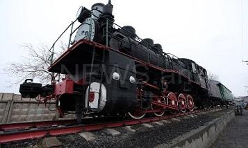 119 лет назад в Армению прибыл первый поезд - репортаж из Музея железной дороги