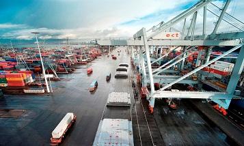 ТОП 5 крупнейших контейнерных портов Европы