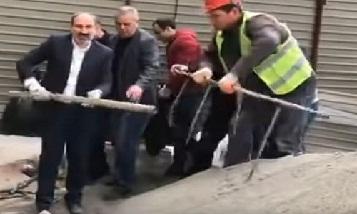 Канал «Поти – Севан» - Начинается строительство проекта