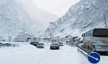 Lars road open for all types of vehicles