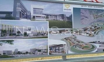 К 2023 году планируется полностью модернизировать КПП «Мегри»