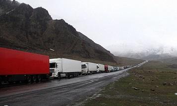 Изменен порядок проезда транзита грузовиков через Грузию