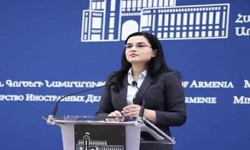 МИД Армении призывает соотечественников