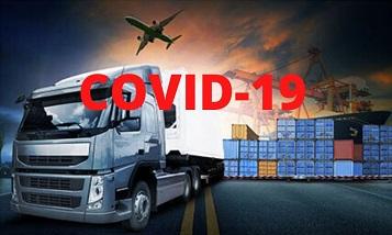 COVID-19 / Cargo shipment