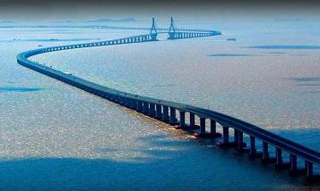 Самый длинный трансокеанский мост в мире