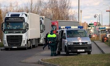 С 1 июля Беларусь снимает транзитные ограничения для большегрузов