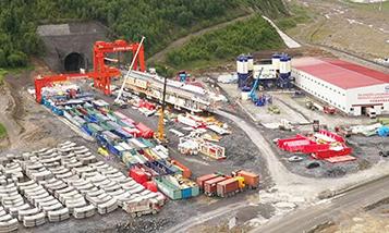 Из Тбилиси в Казбеги за 1,5 часа: компания из Китая строит самый большой тоннель на Кавказе