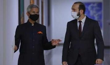 Главы МИД Армении и Индии обсудили перспективы развития транзитных возможностей иранского порта Чабахар